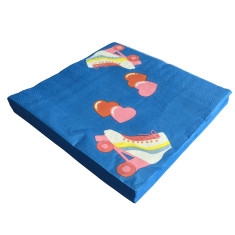 Art series napkins - Kitiya Palaskas (pack of 2)