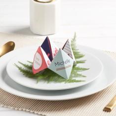 Personalised Christmas Cracker Fortune Teller