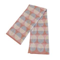 Minni Kids' Blanket In Light Pink