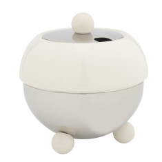 Bredemeijer Cosy­ sugar bowl in white