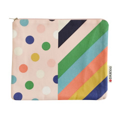 Candy lane zip case