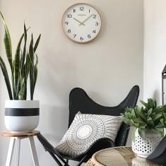 London Clock Friske Wall Clock