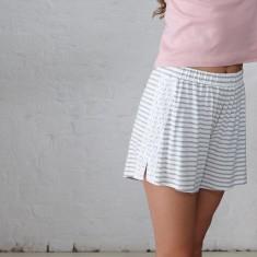 Lace Detail Sleep Shorts