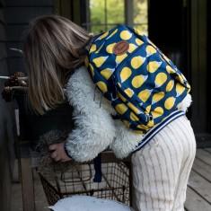 Kissing Hedgehogs Kids' Backpack