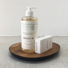 Organic Body Essentials duo