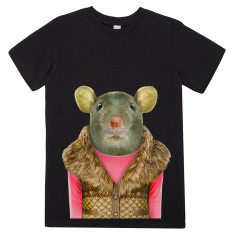 Mouse kid's tee