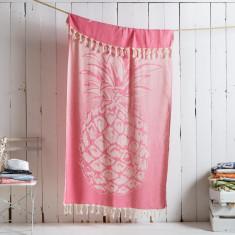 Pineapple Turkish Hammam Towel