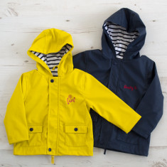 Personalised Children's Raincoat