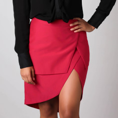 Fethyie Layered Skirt