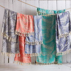 Palm Beach Turkish Hammam Towel