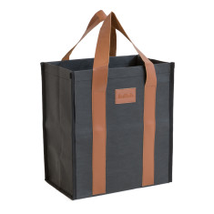 Washable Kraft Paper Market Bag in Olive
