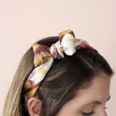 Wildflower bandana scarf