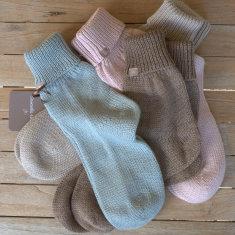 Alpaca Silky Bed socks
