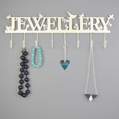 Large Jewellery Hooks And Necklace Hanger