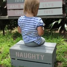 Naughty stool