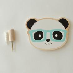 Panda wall hook