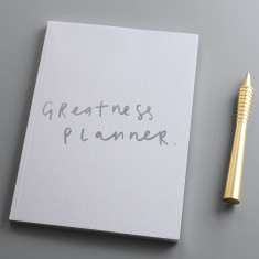 Greatness Planner A5 Notebook