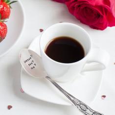 Personalised Coffee Spoon