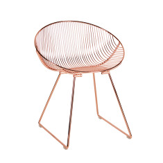 Metallic Pop Chair (Set of 2)