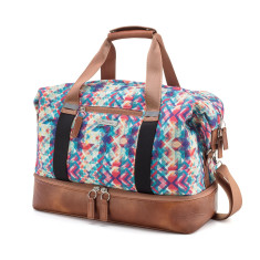 Po Campo Mosaic weekender & gym bag