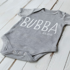 Personalised Nickname Baby Grow