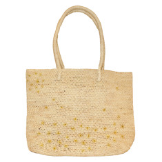 Beth raffia bag (various colours)