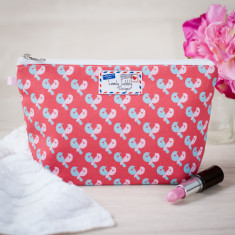 Lovebirds Bird Makeup Toiletry Wash Bag