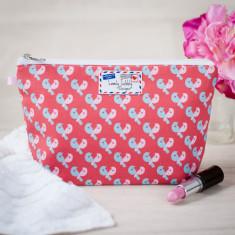 Lovebirds Bird Makeup Toiletry Wash Bag