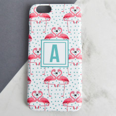 Flamingo Personalised Phone Case