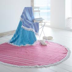 Cirque Turkish Round Towel