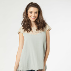 Adora Top light grey