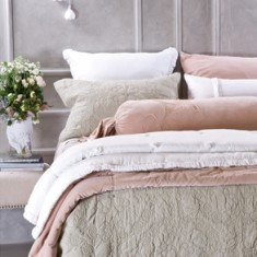 Fontene Bedspread & Pillows