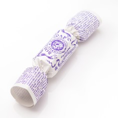 Bon bon soap in violet