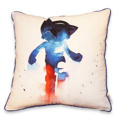 Astroboy Kid Cushion Cover