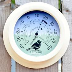 Garden Birds Thermometer