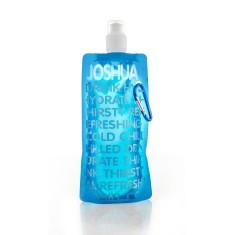 Boys' personalised name drink bottles (set of 2)