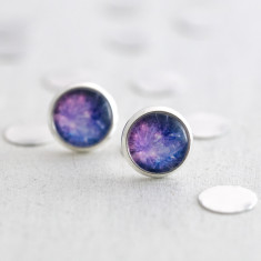Fireworks Stud Earrings