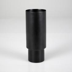 Century Black Vessel