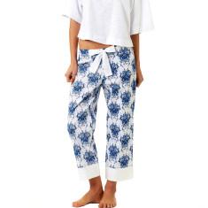 Chandelier cropped PJ pants