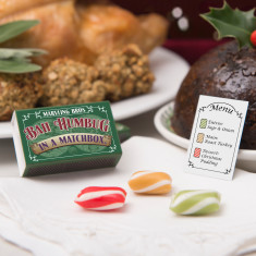 Christmas Dinner In A Matchbox