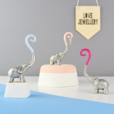 Elephant Ring Stand - Pastel Dipped