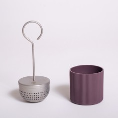 Bouy Tea Infuser and Stand