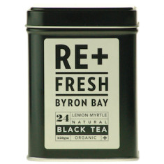 Lemon Myrtle Organic Black Tea