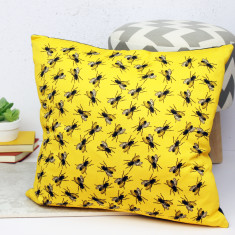Fly du soleil cushion cover