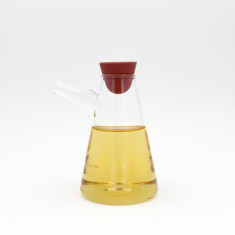 Oio Vinegar and Oil Hand Blown Glass Bottle
