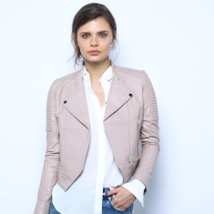 Mimi Leather Jacket