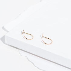 Sweet Talker earrings - Gold