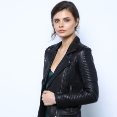 Lara Leather Jacket