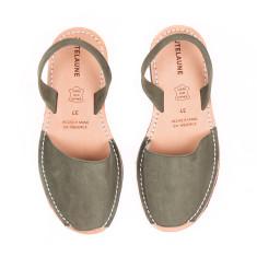 Kaki Avarcas Sandals