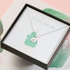 Mummy And Me Necklace Gift Box